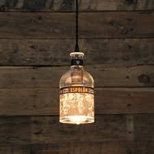 unique handmade bottle light ideas for creative lighting