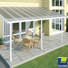 Costco Awnings Retractable Palram Feria 3 Patio Cover 3 X 5 46m Costco Uk