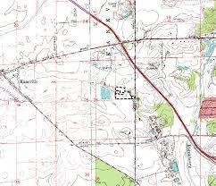 Geneva Illinois Map by Illinois Nature Preserves Commission