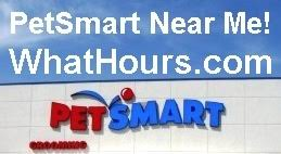 petsmart store hours of operation phone number locations near me