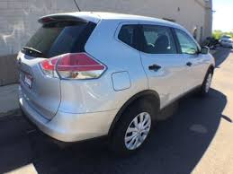 nissan rogue gas mileage 2016 nissan rogue s