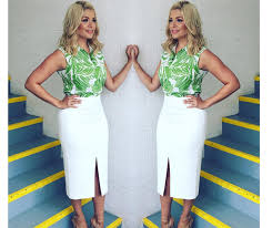 Holly Valance Weight Holly Willoughby Gets Cross About The U0027post Baby Body U0027 Look