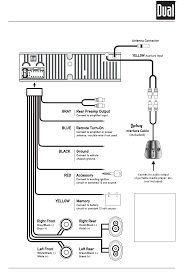 dual cd player wiring diagram on dual images free download wiring
