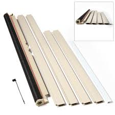 Exterior Door Insulation Strip by Garage Garage Door Seal Lowes For Ensure A Secure Fit Leaving No
