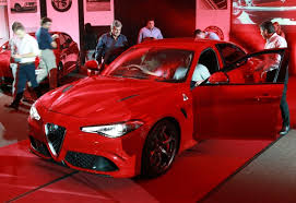 sneak peek alfa romeo show racy giulia editions in sa wheels24