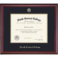 college diploma frame central college 7 x 9 classic diploma frame