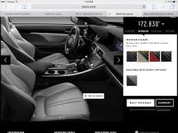lexus rcf seats for sale rcf need opinion on interior for 2 0 clublexus lexus forum