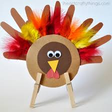 thanksgiving turkey craft i crafty things
