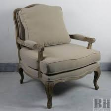linen chair corliss weathered oak finish style linen accent chair