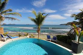 St Barts Map by Key Lime Luxury Retreats
