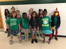 wacky tacky day long hill elementary