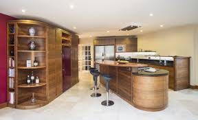 kitchen room appealing breakfast bar designs small kitchens about full size of interior awesome kitchen design ideas with oval oak wood kitchen island including oak