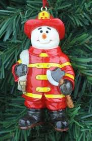 light up the holidays precious moments firefighter ornament