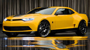 bumblebee camaro here is the concept bumblebee camaro for transformers 4