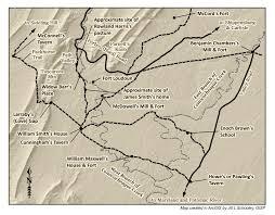Map Of Loudoun County Conococheague Institute Blog Exploring The Clash And Integration