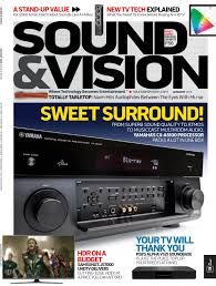 top home theater receivers sound u0026 vision january 2016 by murat bankoglu issuu