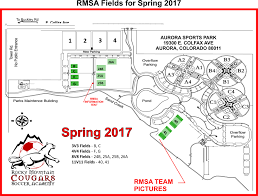 Map Of Aurora Colorado by Aurora Sports Park Rocky Mountain Soccer Academy