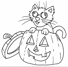 imageslist com halloween images to color 8