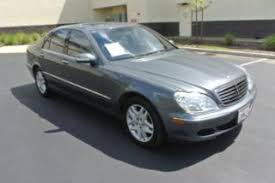 2006 mercedes s550 price used 2006 mercedes s class for sale pricing features