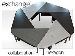modular conference training tables stylish modular conference table system with nesta flip top