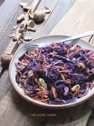 cuisiner l 駱eautre chou lardons carotte une autre cuisine