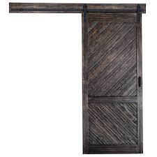 Interior Door Width Code by Shop Reliabilt Soft Close Pine Barn Interior Door Common 36 In X