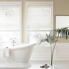 1 5 Inch Faux Wood Blinds Real Simple 2 5 Inch Faux Wood Blind Bed Bath U0026 Beyond