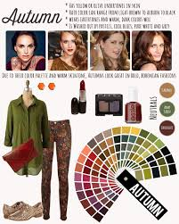 deep autumn color palette seasonal color analysis youtube