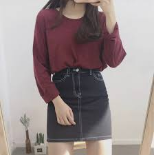 blouse tumbler burgundy blouse