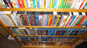 my entire collection dvd vhs etc february 2015