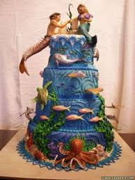 433 best mermaid cakes not ariel images on pinterest biscuits