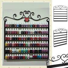 hanging nail polish rack ebay