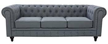amazon com us pride furniture s5070 s linen fabric chesterfield