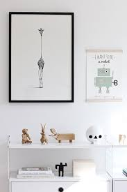 Best  Scandinavian Nursery Ideas On Pinterest Toddler Rooms - Prints for kids rooms