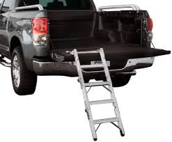 Truck Bed Steps Truck Bed Step Great Day Trucku0027n Buddy Black Step Fleet Side