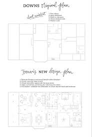 14 best fixer upper floor plans images on pinterest house