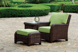 Patio Chair With Ottoman by Patio Chair With Ottoman For Popular Of Patio Chairs With Ottomans
