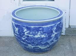 large white ceramic planter home design styles