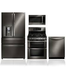kitchen appliances black friday discover the lg black stainless steel series featuring a black
