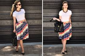 keep it classy ladies 15 sophisticated ways to rock a crop top