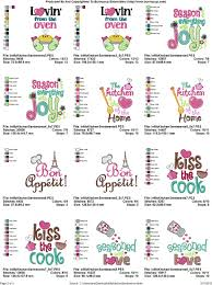 Machine Embroidery Designs For Kitchen Towels Enchanting Kitchen Towel Machine Embroidery Designs 66 On Kitchen