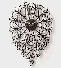 darling lite laser cut wood clock home decor u0026 lighting sarah