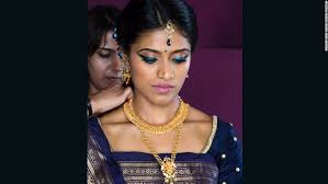 Indian Wedding Planners Nyc What Does Every Indian Wedding Need Gold And Lots Of It Cnn