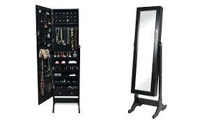 jewelry box wall mounted cabinet mirror jewelry box furniturejewelry armoire mirror cabinet jewelry