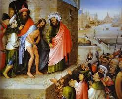 imagenes de jesus ante pilato pilato