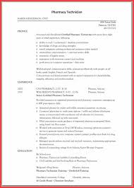 Monster Com Resume Samples by Pharmacy Technician Resume Memo Example