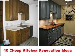 Cheap Kitchen Ideas 10 Cheap Renovation Ideas For Your Kitchen Playbuzz