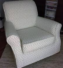 Pottery Barn Rocking Chair Custom Slipcovers For Your Pottery Barn Lullaby Rocker Glider
