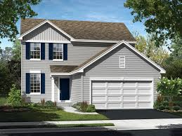 Blue Prints Of Houses Greywall Club New Homes In Joliet Il 60431 Calatlantic Homes