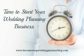 starting a wedding planning business become a top wedding planner archive wedding planner